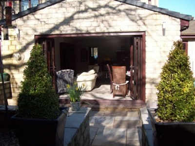 Single Storey Extension, House Extension, Through Room, Garden Landscaping