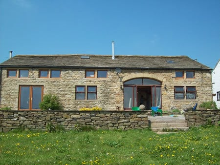 Existing Barn Conversion Upgraded
