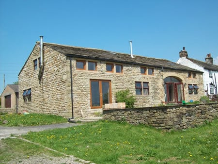 Existing barn conversion renovation project