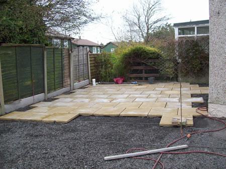 Garden conversion in burnley for Garden conversion
