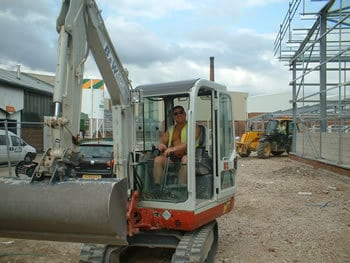 Manchester Commercial Groundwork Project