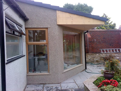 Garden room extension custom builder building for Garden rooms uk ltd