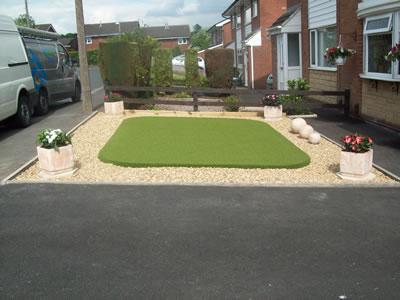 Maintenance Free Garden