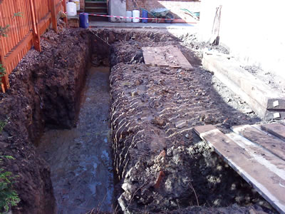 Groundwork for House Extension Foundations