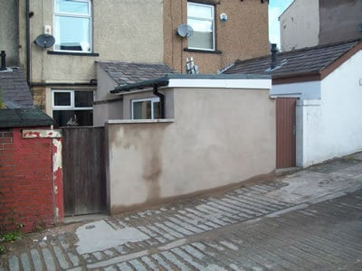 Terraced House Kitchen Extension