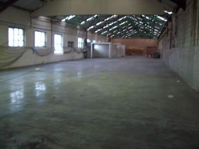 Industrial Unit New Floor