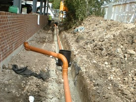 Commercial Drainage by GS Construction