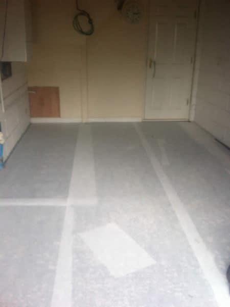Snug Room Insulated Floor