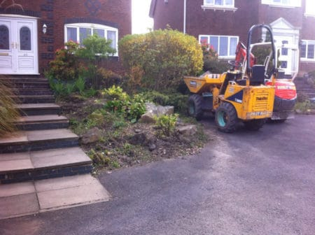 Extended Driveway Burnley